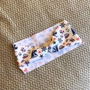NWT Nautical Knotted Headband  | FREE WITH BUNDLE